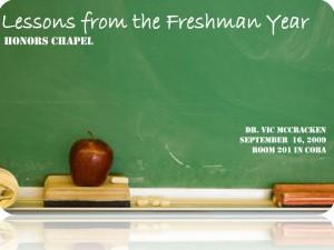 HC Chapel 9-16-09