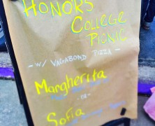 Honors Spring Picnic