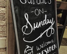 Sundaes on Sunday
