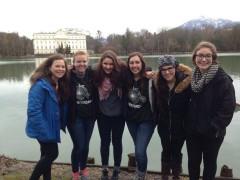 Girls in Salzburg
