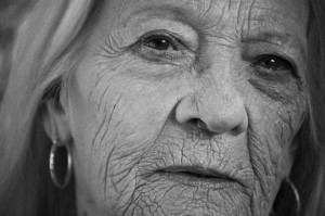 Honorable Mention - Aged Beauty - Allye Foster