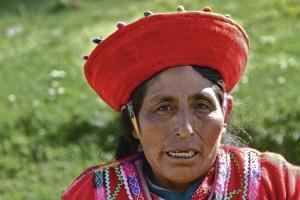 Honorable Mention - A True Peruvian - Deanna Romero