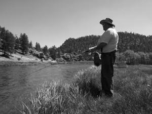 Colorado Fishing - Ashley Smith