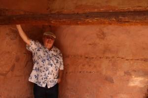 Corner of a Pueblo - Ashley Smith