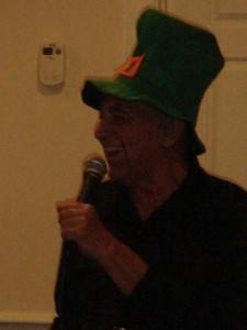 Grandpa Burney - Josh Levinson