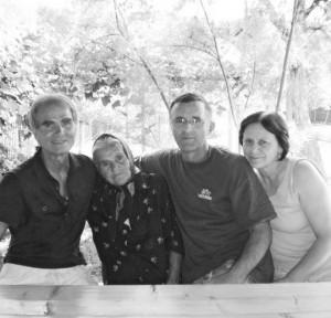 Family is Everything - Nada Marjanovic