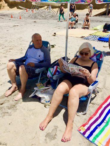 Samantha McIntyre Living That Beach Life