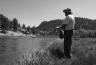 Colorado Fishing - Ashley Smith - B&W