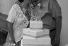Fiftieth Anniversary - Brandy Rains - B&W