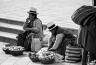 The Peruvian Life - Deanna Romero - B&W