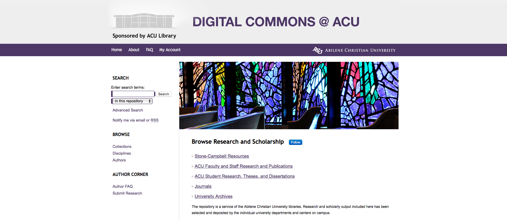Digital.Commons-Home.Page