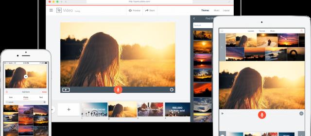 Adobe Spark | Video