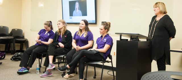 Nursing Students Present Zika Project | Adams Center Lunch Session