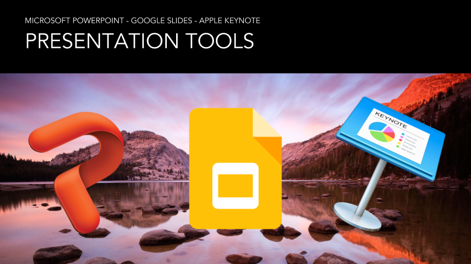 PowerPoint vs  Google Slides vs  Keynote | Tech Tune-Ups