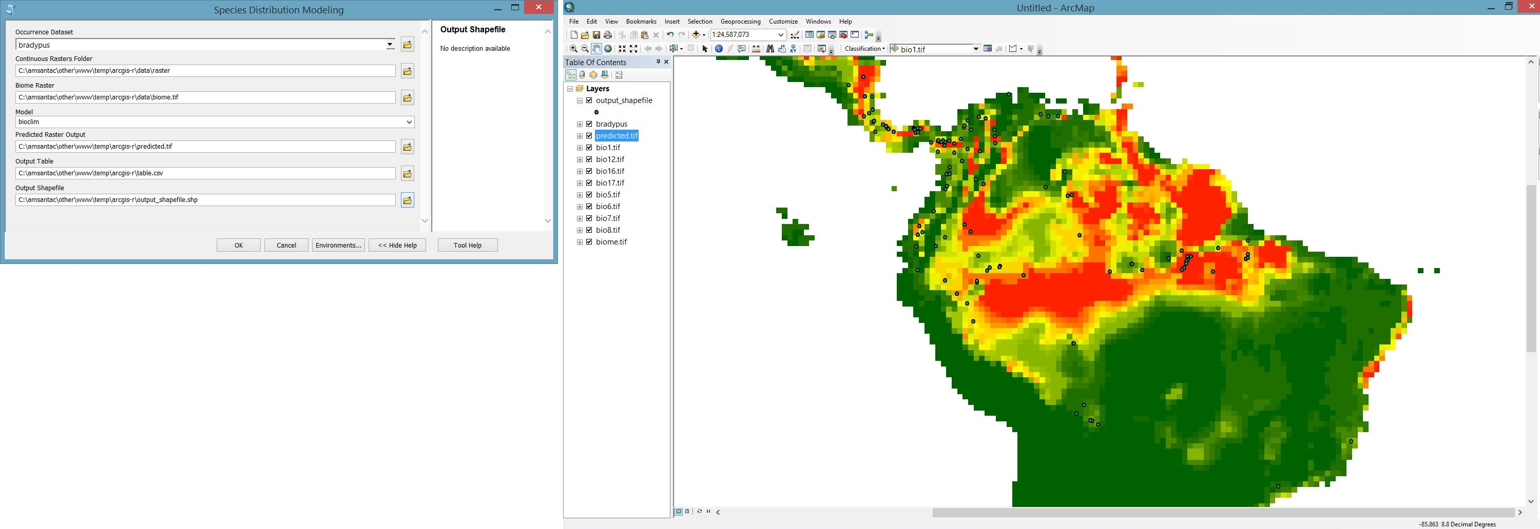 Foundry Chat – Introduction to ARCGIS (Geographic Information Systems)