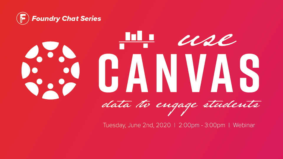 Using Canvas Analytics to Engage Students