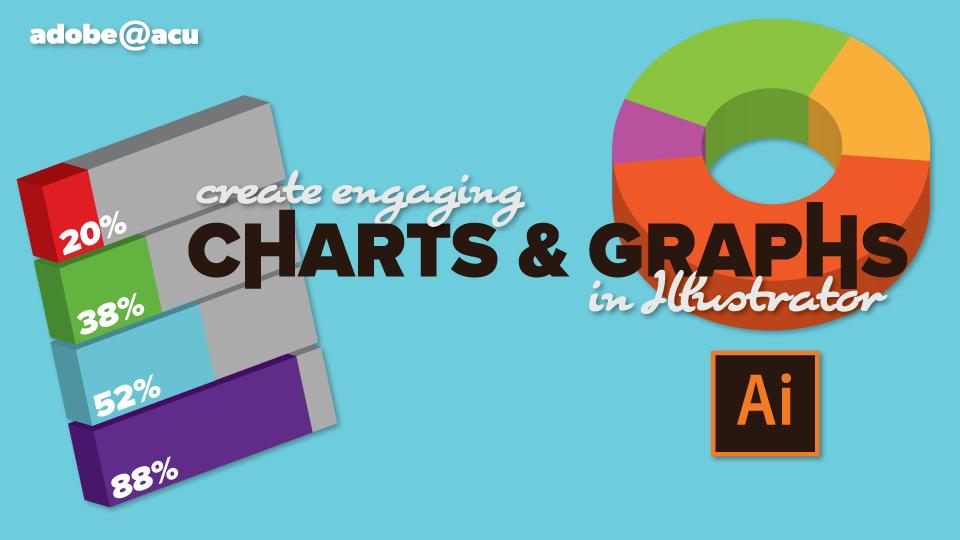 Adobe Webinar: Create Engaging Charts and Graphs in Adobe Illustrator