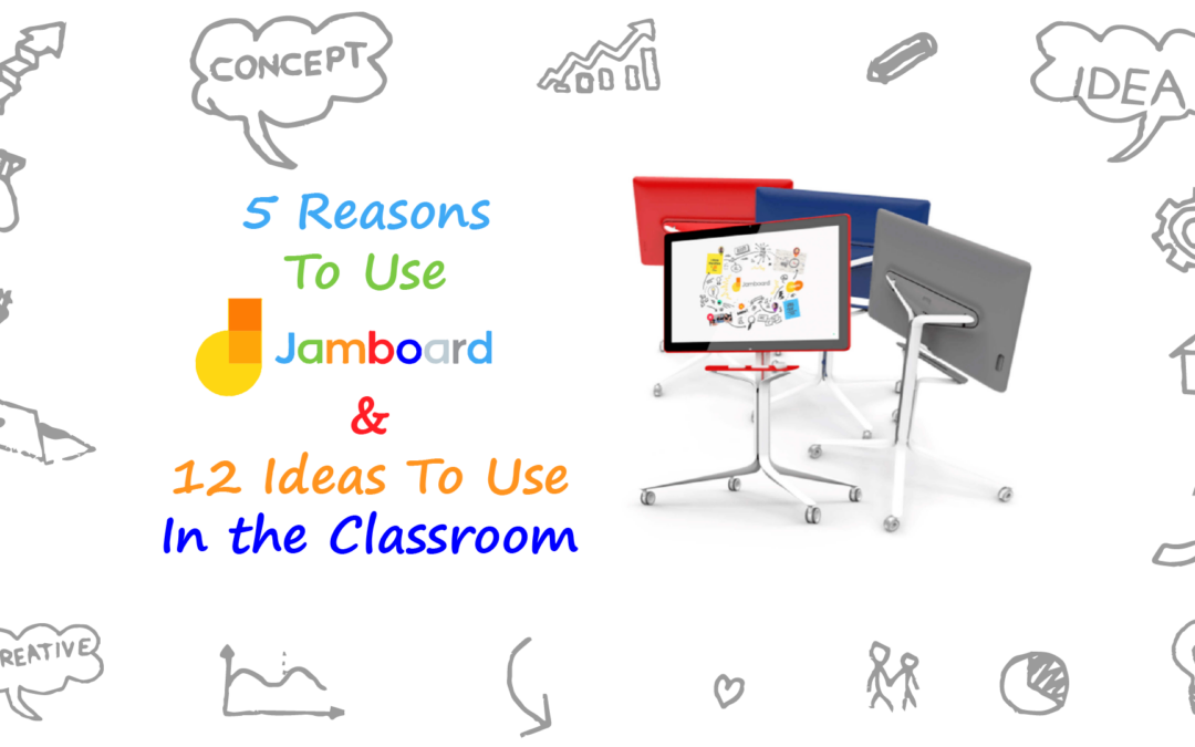 Google Jamboard: Collaborative Whiteboards and