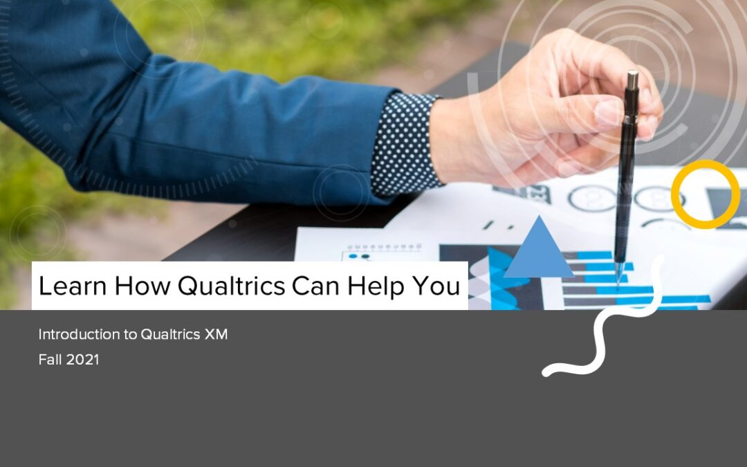 Introduction to Qualtrics