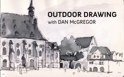 Outdoor Drawing in Albany