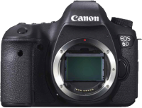 Canon 6D DSLR camera