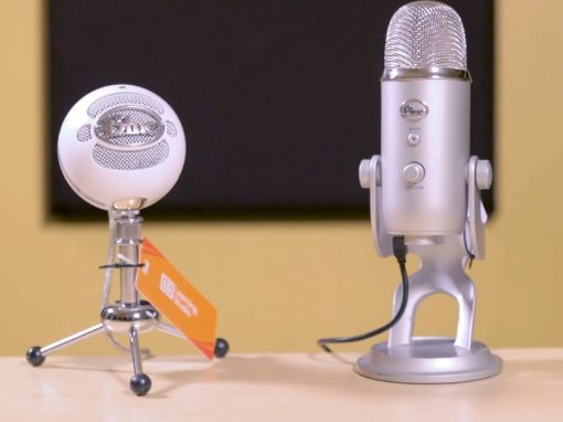 Recording Audio with a USB Mic