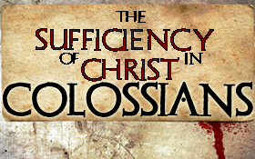 Christ in Us, the Sufficient One