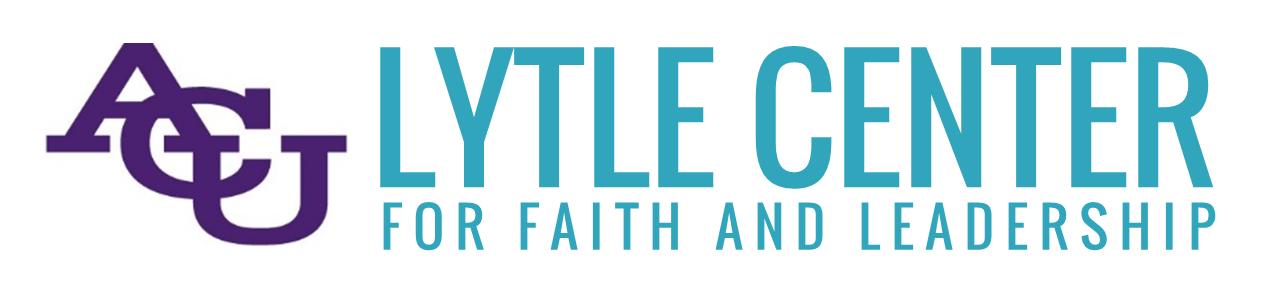 Lytle Center for Faith & Leadership