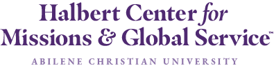 Halbert Center for Missions and Global Service