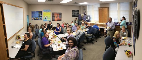 September 8 luncheon