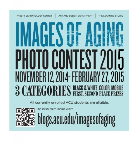 Images of Aging Photo Contest 2015