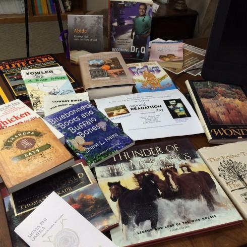 Read-A-Thon Books