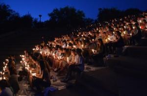 senior candlelight devo