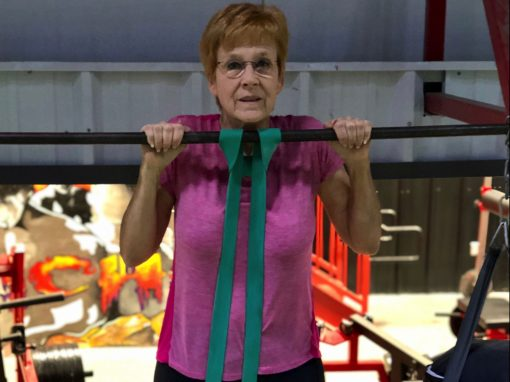 The Workout Grandmother