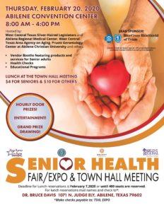 Senior Health Expo 2020 Information