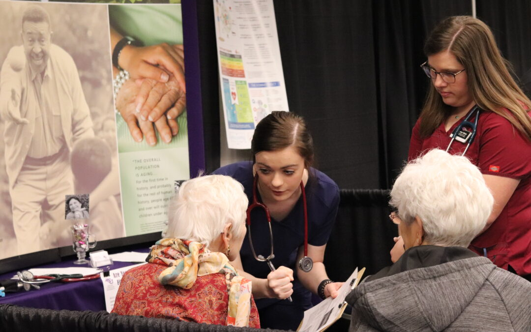 Senior Expo & Town Hall 2020: Huge Success Connecting the Community