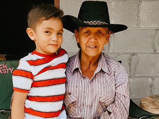 Grandma Colunga