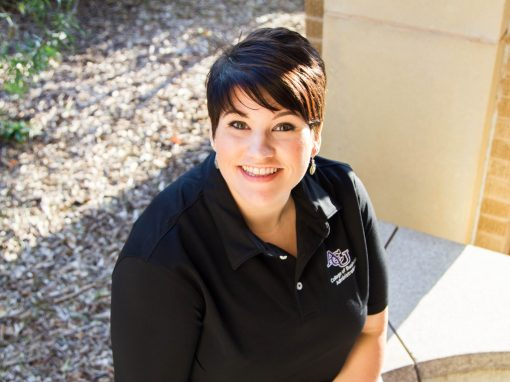 Jenni Williams, Enrollment and Student Development Manager