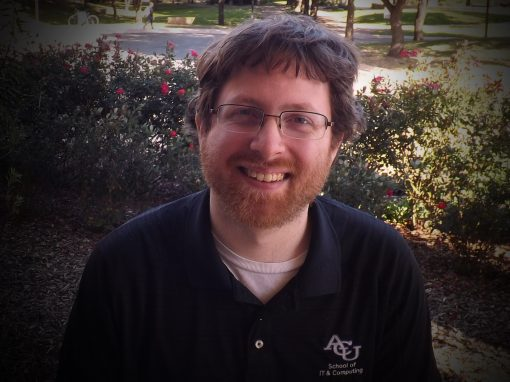 Brandon DeLano, Systems Administrator