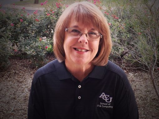Kathy Garison, Administrative Coordinator