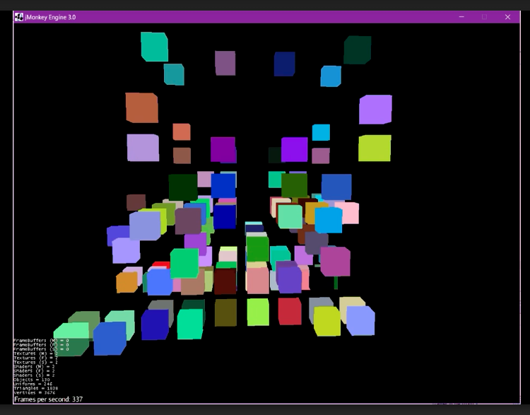 Korbin Ancell: 3D Implementation of Conway's Game of Life