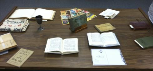 Hymnal assortment