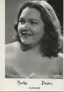 Martha Helen Pender