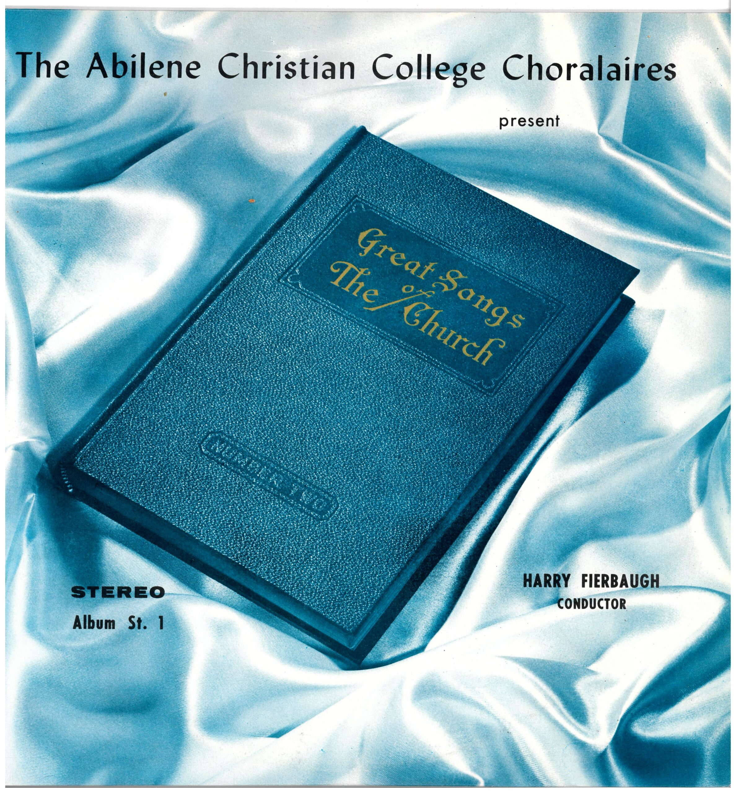 Choralaires LP Album cover