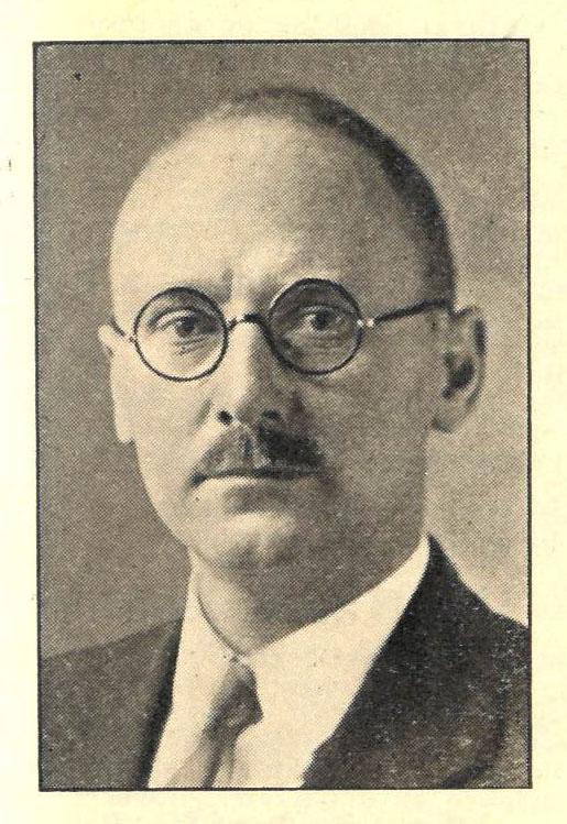 Missionary Messenger, December 1930, detail photograph of E. L. Jorgenson