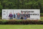 Physics researchers at Brookhaven National Laboratories