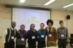 NCUR: Nigel Gwini, Marc Gutierrez, Avia Gray, Joshua Brandon, Jared Poole, and Dylan Brugman