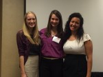 Southwestern Social Science Association Annual Meeting: Megan Wixon, Allison Phillips, and Lily Assaad