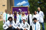 Chemistry and Biochemistry 2015 Summer Research Faculty and Students