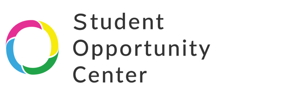 Student Opportunities Center